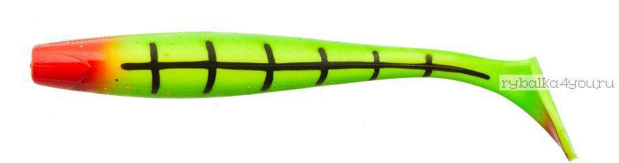 """Виброхвосты Lucky John 3D Kubira Swim Shad 5"""" 12,5 см / упаковка 5 шт / цвет: PG15"""