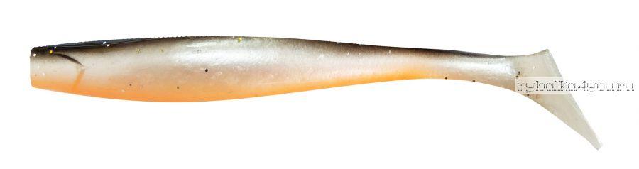 """Виброхвосты Lucky John 3D Kubira Swim Shad 5"""" 12,5 см / упаковка 5 шт / цвет: PG18"""