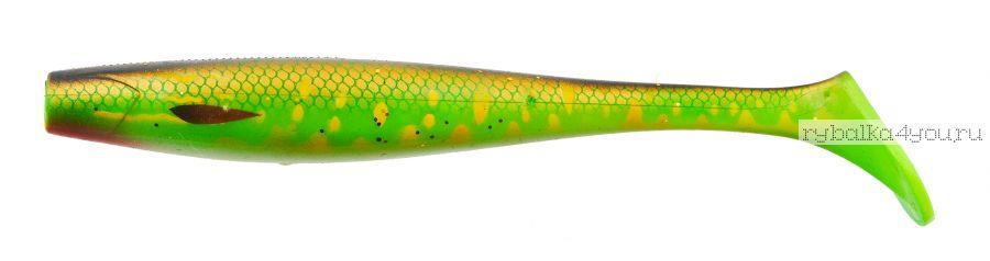"""Виброхвосты Lucky John 3D Kubira Swim Shad 5"""" 12,5 см / упаковка 5 шт / цвет: PG19"""