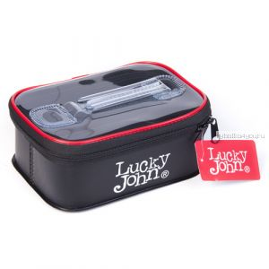 Емкость для прикормки Lucky John EVA 240x155x90  (арт. LJ103B)