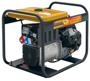 Сварочный генератор Energo EB 10/400-W300RE