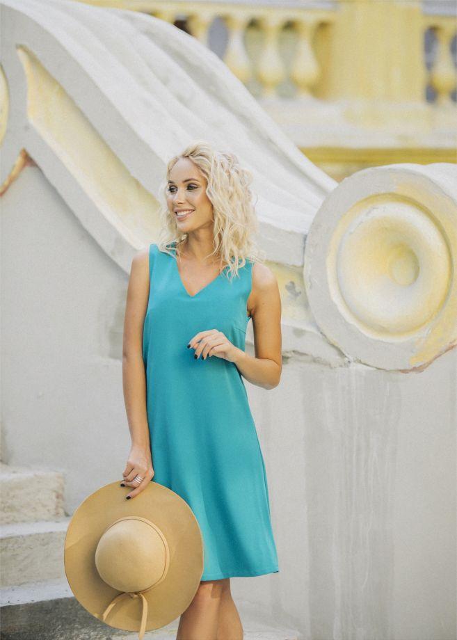 0717. Платье