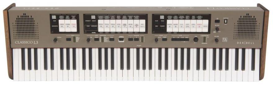 Dexibell CLASSICO L3 Цифровой классический орган