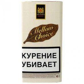 ТРУБОЧНЫЙ ТАБАК - MAC BAREN MELLOW CHOICE