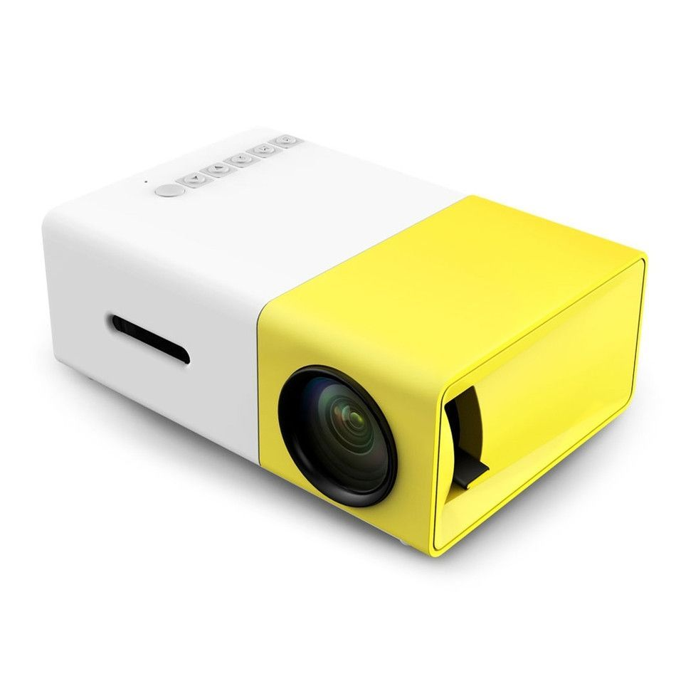Мини-проектор Led Projector YG300