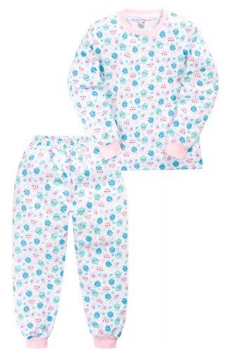 Пижама c начесом для девочки 2-5 лет Sladikmladik SM1088
