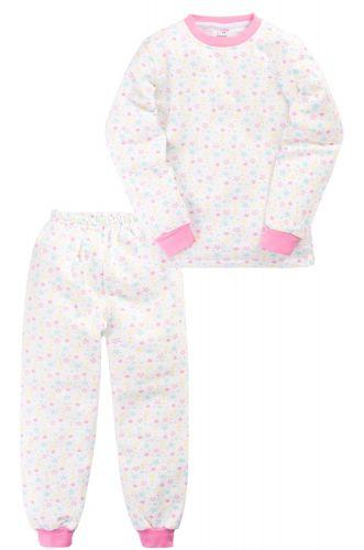 Пижама c начесом для девочки 2-5 лет Sladikmladik SM1096