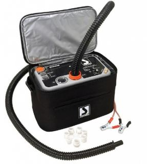 Электрический лодочный насос TURBO MAX
