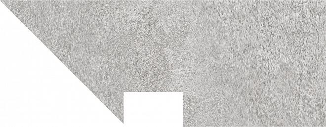 DD2003/BSL/DV | Плинтус вертикальный правый Про Стоун серый светлый