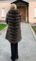Шуба соболь Москва фото цены где купить