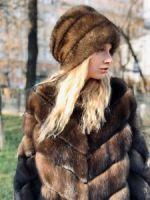Шуба соболь купить в Москве распродажа фото