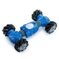 Машинка-перевёртыш с управлением жестами Champions Climber 32 см (цвет синий)_4