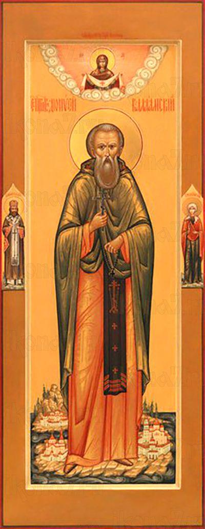 Икона Дионисий Валаамский преподобномученик