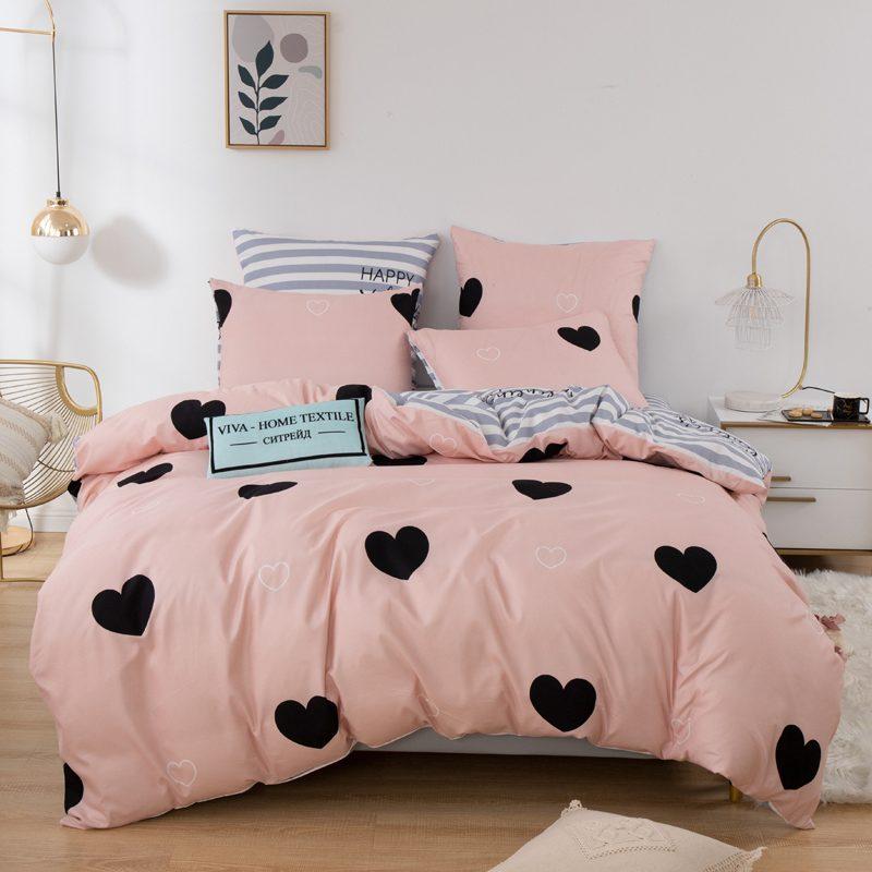 Постельное белье Модное 2 спальный CL067