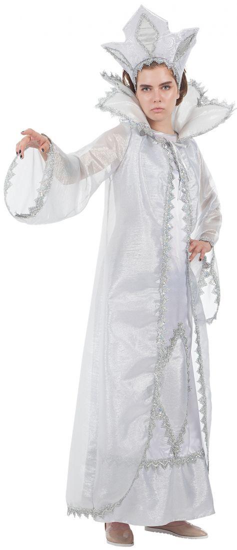 Взрослый костюм Снежной королевы