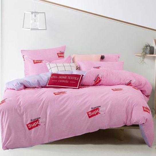 Постельное белье Модное 2 спальный CL032