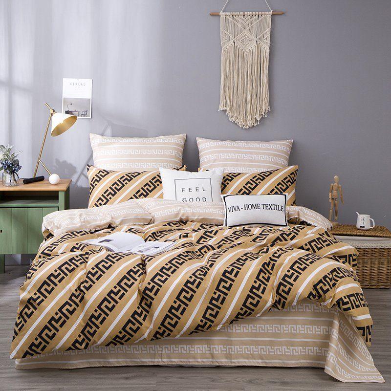 Постельное белье Модное 2 спальный CL058