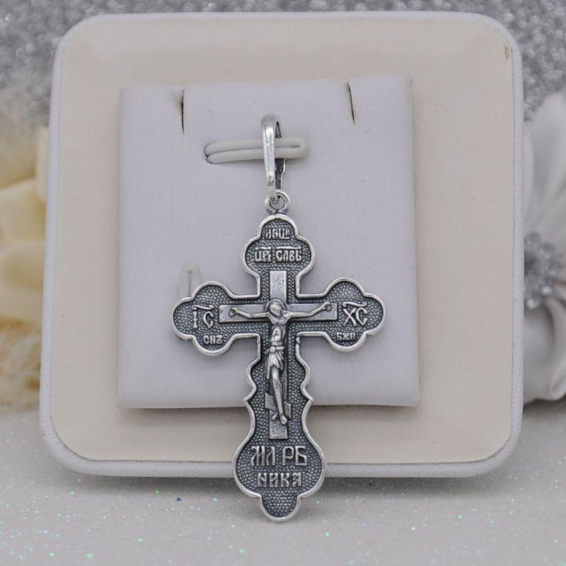 Православный крестик Арт. Ку311