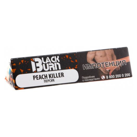 Burn Black - Peach Killer