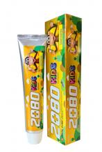 Детская зубная паста Dental Clinic 2080 KIDS Банановая (с 2-х лет), 80г