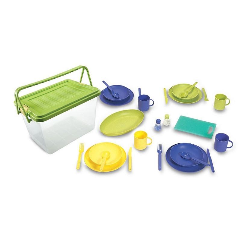 Набор посуды для пикника Ucsan M-754
