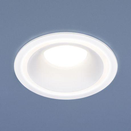 7012 MR16 / Светильник встраиваемый WH белый