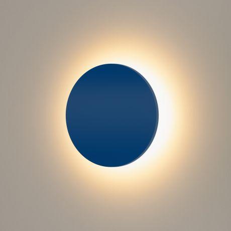 1660 TECHNO LED / Светильник садово-парковый со светодиодами CONCEPT S синий