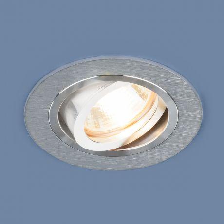 1061/1 / Светильник встраиваемый MR16 SL серебро