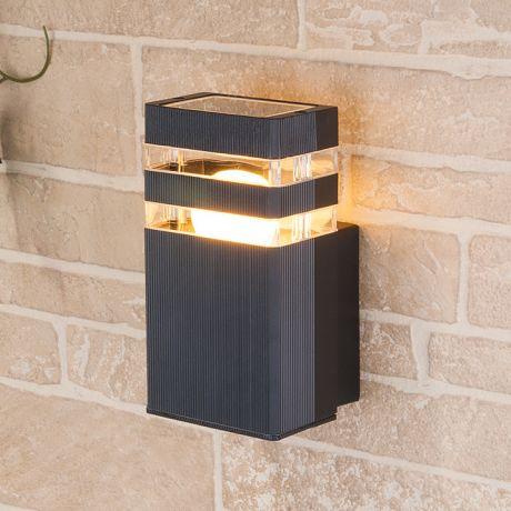 1450 TECHNO / Светильник садово-парковый черный