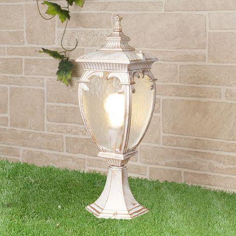 GLYF-8024S / Светильник садово-парковый белое золото