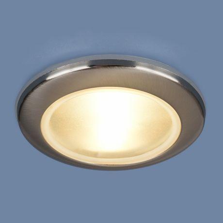 1080 MR16 CH / Светильник встраиваемый хром