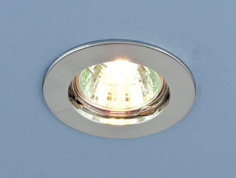 863 MR16 CH / Светильник встраиваемый хром