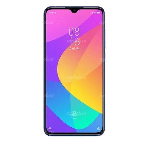 Смартфон Xiaomi Mi9 Lite 6/64Gb Blue EU (Global Version)