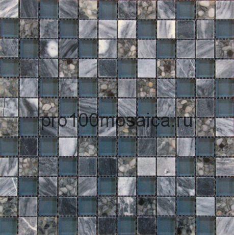 GMBN23-017. Мозаика серия GlasStone,  размер, мм: 300*300*8 (IMAGINE.LAB)