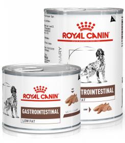 Роял канин Гастроинтестинал Лоу Фэт для собак (Gastrointestinal Low Fat canine) банка