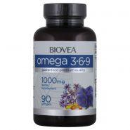 Omega 3-6-9 от BioVea 90 кап