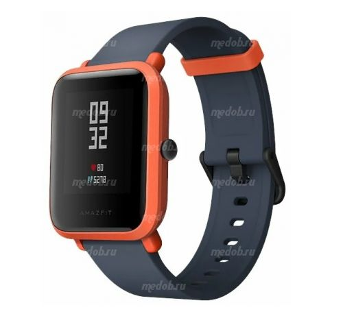 Умные часы Xiaomi Huami Amazfit Bip Orange (International Version)