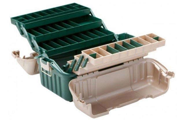 Рыболовный ящик для летней рыбалки Plano 8616-00
