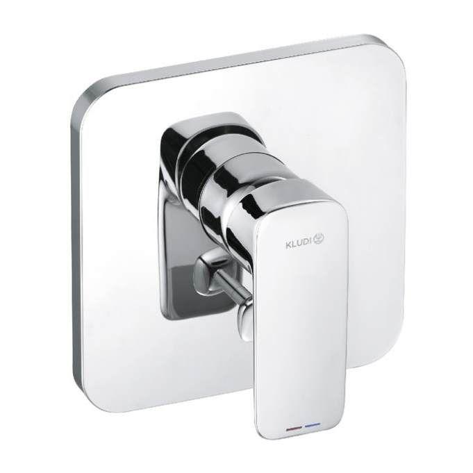 Kludi Pure&Style смеситель для ванны и душа 406500575