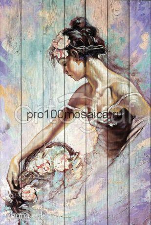 80004 Картина на досках серия ART