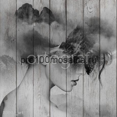 80002 Картина на досках серия ART