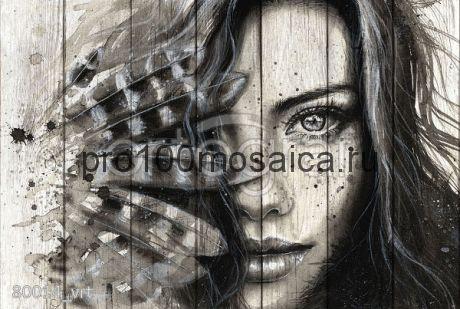 80014 Картина на досках серия ART