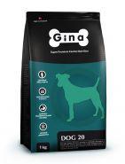 GINA Dog-20 Сухой корм для пожилых собак 3 кг