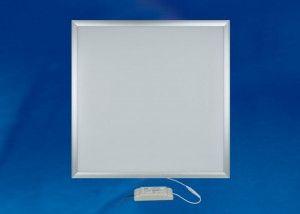 Светодиодная панель Uniel ULP-6060-42W/DW EFFECTIVE SILVER