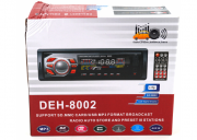 DEH-8002 Магнитола со съемной панелью/ USB+AUX+Радио