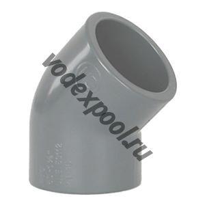 Угольник 45 градусов Coraplax (д. 50 мм)