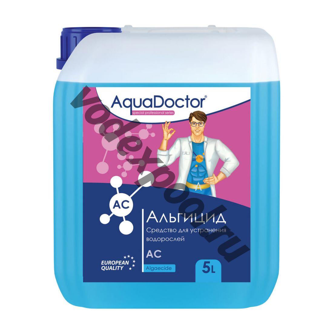 Альгицид AquaDoctor AC непенящийся 1 л