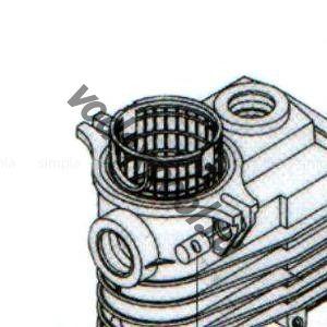 Фильтр грубой очистки насоса OK Kripsol ROK 050.A/RBH0003.01R