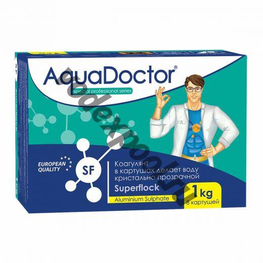 Коагулирующее средство AquaDoctor Superflock (1 кг)