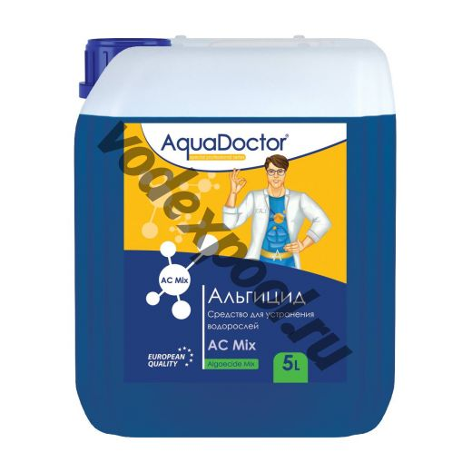 Альгицид AquaDoctor AC MIX 5 л